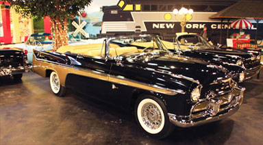 1956 Desoto Cars of Dreams Museum John Staluppi Collection
