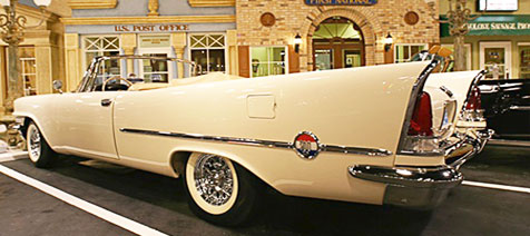 Cars of Dreams Museum John Staluppi Collection